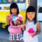 大阪府和泉市「ABCハウジング和泉・第二阪和住宅公園のアイ工務店」様にてシェイブアイスをご提供!