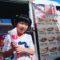 新潟県小千谷市「片貝自動車商会」様にて移動販売で出店!クレープをご提供!