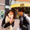 大阪府北区「梅田ロフト店」様に移動販売で出店!クレープが大人気です!!