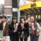 大阪府「梅田ロフト店」様でクレープ屋さんの移動販売が出店中!イチゴ系クレープ美味しいよ〜!