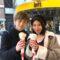 大阪府「梅田ロフト店」様でクレープ屋さんの移動販売が出店!イチゴ・おかず系クレープが大人気!