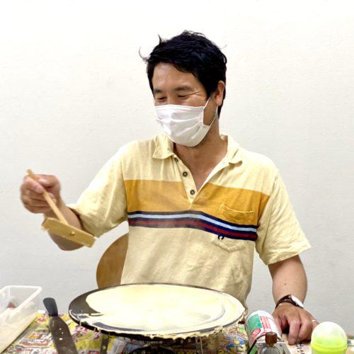 兵庫県神戸市でフランチャイズオーナーが開業決定!キッチンカーのクレープ屋さん!
