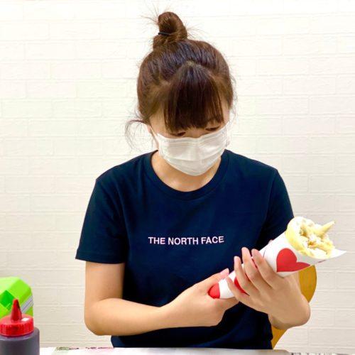 宮城県で移動販売(キッチンカー)の開業が決定!女性オーナー様の開業研修をおこないました!