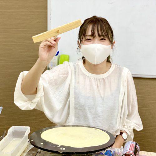 九州の福岡県でフランチャイズオーナー様が開業決定!キッチンカーのクレープ屋さんオープン!