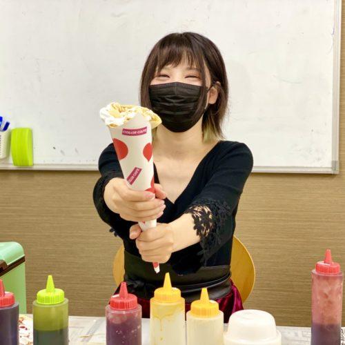 栃木県「フランチャイズオーナー様の開業研修!」キッチンカーでクレープ屋を開業!