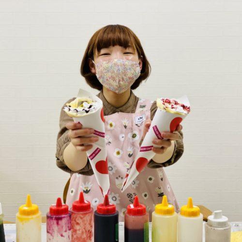 クレープの移動販売・キッチンカー!栃木県でフランチャイズオーナー様が開業決定!!