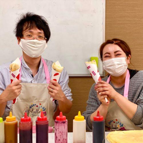 奈良県「フランチャイズ店舗様が独立開業!」クレープのキッチンカーで成功する!