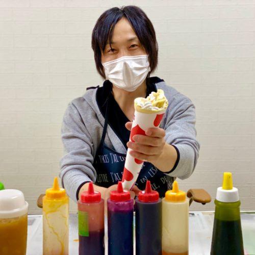 茨城県で移動販売のクレープ屋さんを開業!フランチャイズで独立開業いたします!